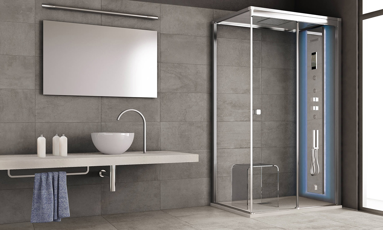 ideal ceramiche docce fano