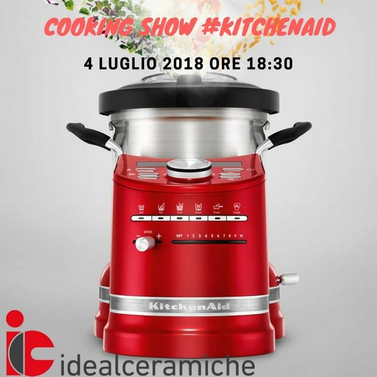 kitchen aid ideal ceramiche